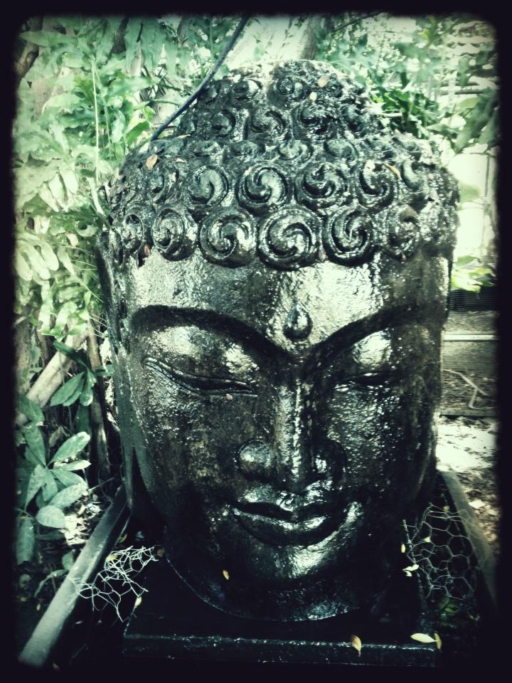 Beergarden Buddha