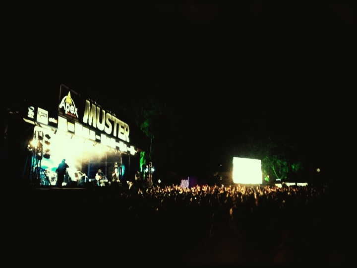 Muster Main Stage