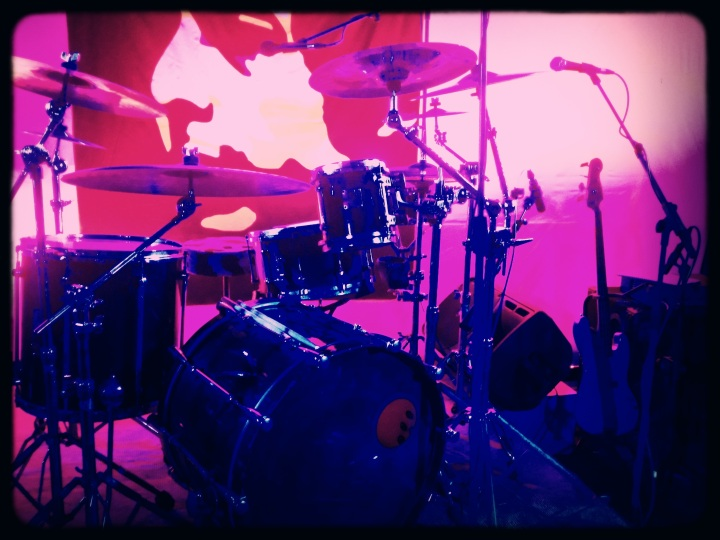 Tangled Drumkit