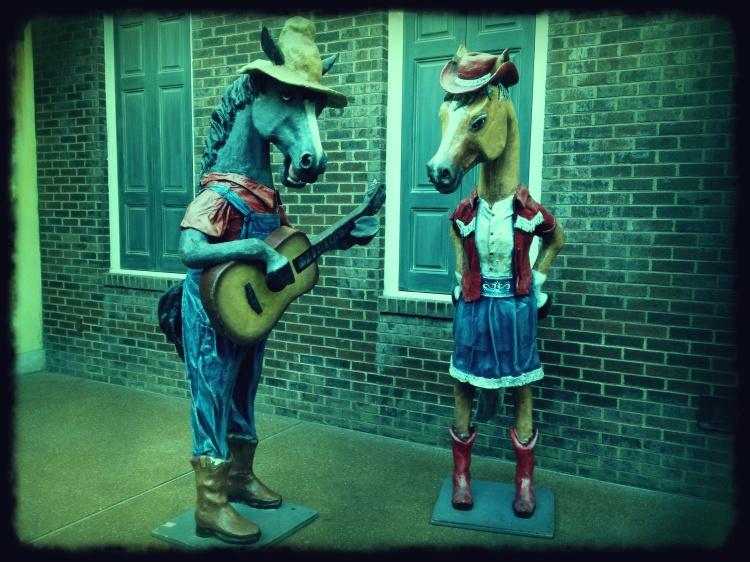 Musical Horses