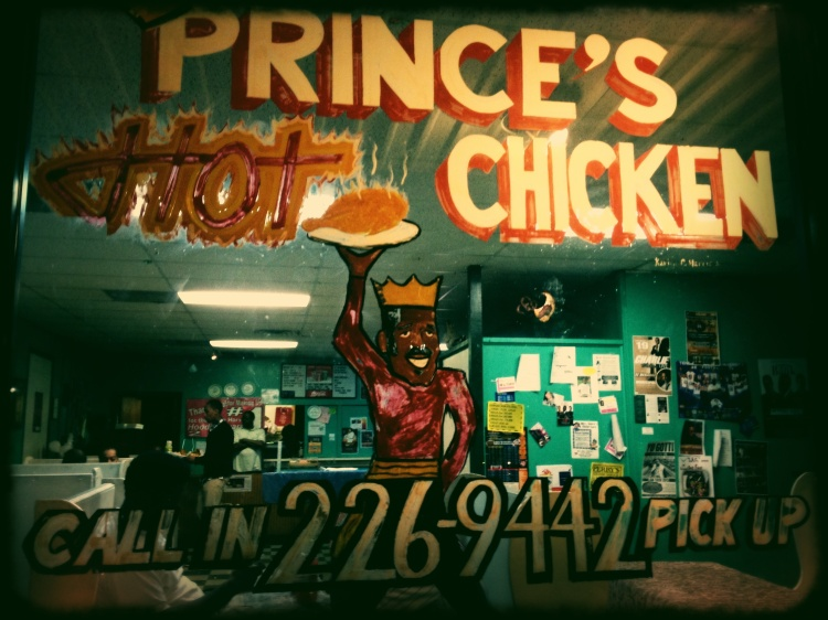 Prince's Hot Chicken Shack
