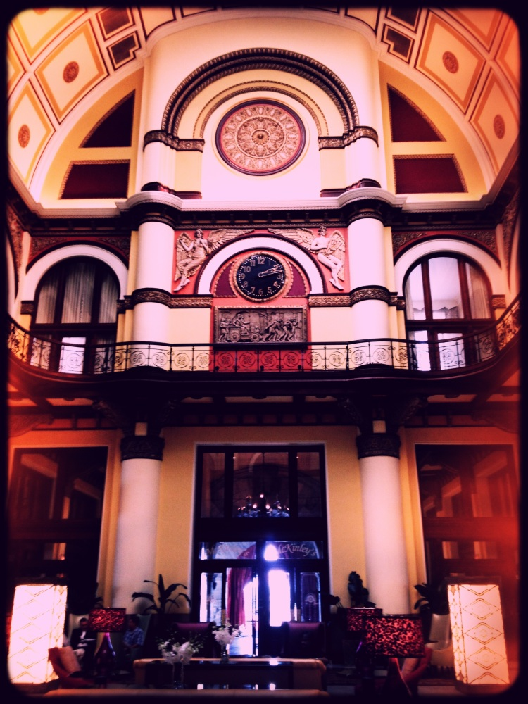 Union Station Hotel Foyer