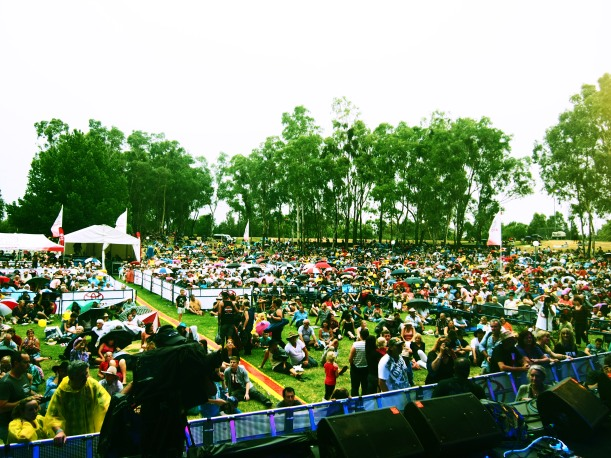 Starmaker Grand Final View From The Stage