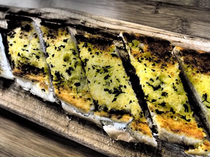 Mmmm. Garlic Bread