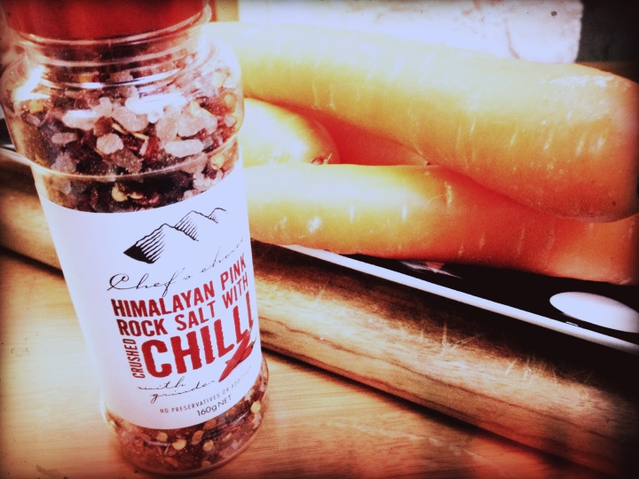 My new go-to version of Sea-Salt, combined with Chilli Flakes. 10 out of 10!